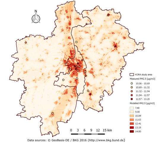 Kora-Studie in Augsburg