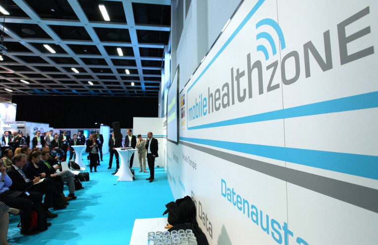 Mobile Health Zone, conhIT 2016 - Foto: © conhIT