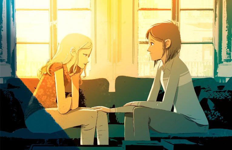 Weltgesundheitstag 2017: Let's Talk - Depressions, Poster: WHO