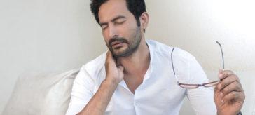 Kopf- und Nackenschmerzen